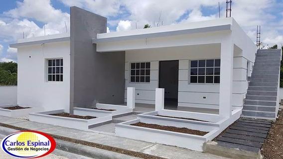 Casa Barata De Venta En Bávaro, República Dominicana Neo426