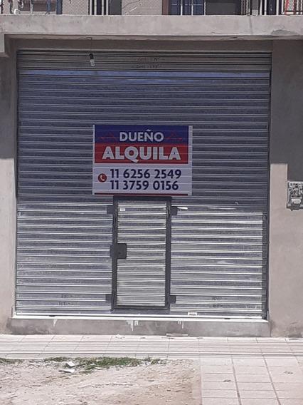 Dueño Directo Alquila Local De 40 Mts2 En Solano Centro.