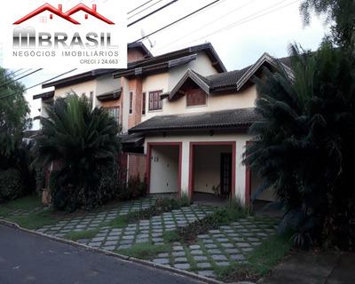 Linda Casa De Alto Padrão A Venda, Vila Suiça, Indaiatuba,sp - Ca05028 - 33671085