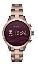Smartwatch Michael Kors Access Runway Relógio Mkt5047 Bronze