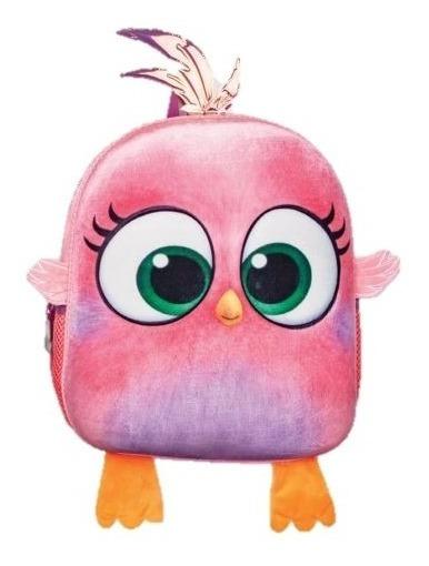 Mochila Hatchlings Angry Birds Kinder Backpack Amp289