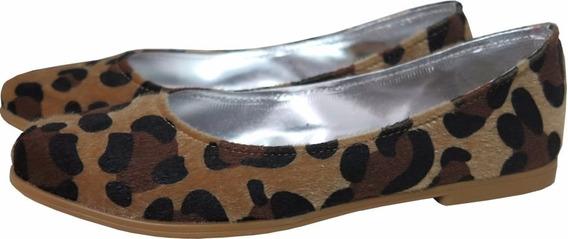 Zapatos De Mujer Balerinas Talles Grandes 41 42 43 44