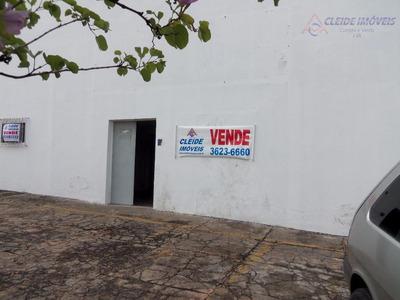 Salão Comercial À Venda, Av. Miguel Sutil, Poção, Cuiabá. - Codigo: Sl0001 - Sl0001
