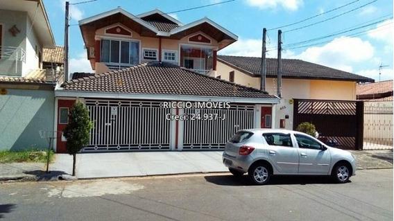 Casa Com 3 Dormitórios À Venda, 170 M² Por R$ 636.000,00 - Jardim Das Indústrias - São José Dos Campos/sp - Ca0646