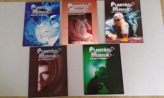 5 Livros Plantao Medico