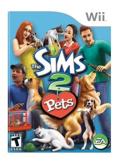 The Sims 2 Pets (wii)