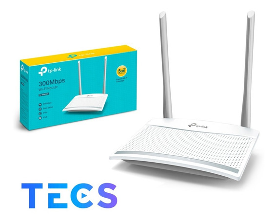 Router Tl-wr820n 300mps 2t2r