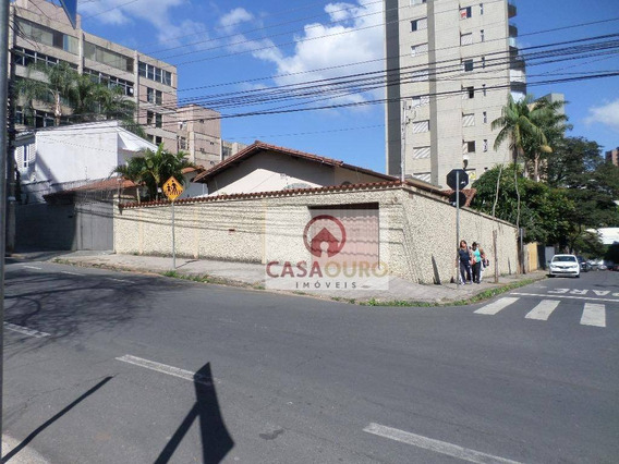 Terreno Comercial À Venda, Serra, Belo Horizonte. - Te0027