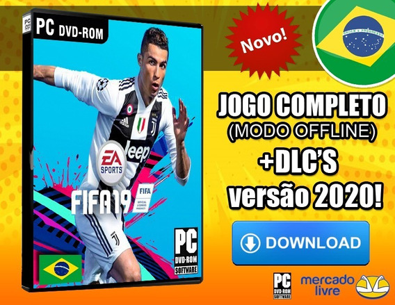 Fifa 19 Pc - Dublado Português-br - Envio Digital