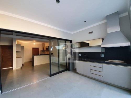 Imagem 1 de 24 de Casa Com 3 Dormitórios À Venda, 170 M² Por R$ 900.000 - Bonfim Paulista - Ribeirão Preto/sp - Ca0637