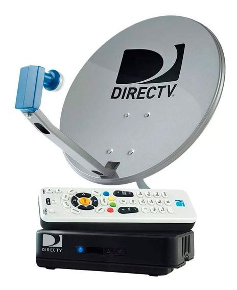 Decodificador De Directv Hd Pre Pago Antenas