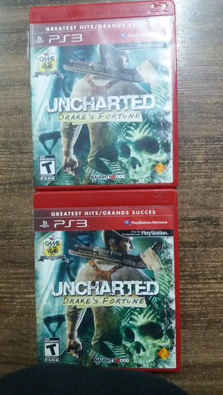 Uncharted 1 Ps3