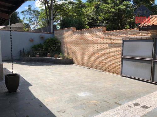 Aconchegante Casa Com 2 Pavimentos Em Condomínio Fechado De Mairiporã. - Ca0552
