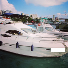 Intermarine 380 Full -azimut 2002