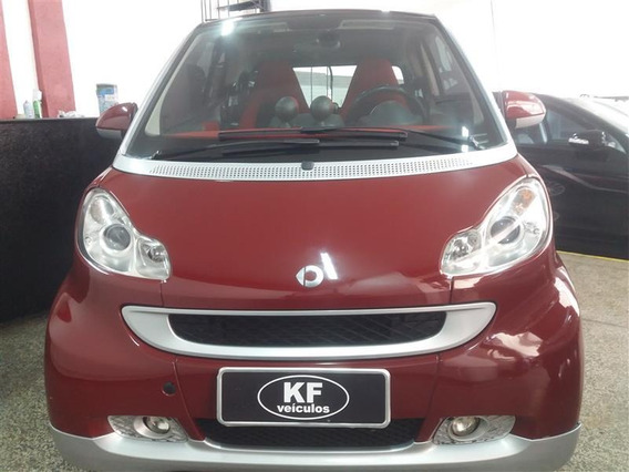 Smart Fortwo 1.0 Coupê Turbo 12v Gasolina 2p Automático 2010
