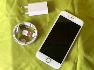 iPhone 7 De 32gb Prata Sem Uso Impecável