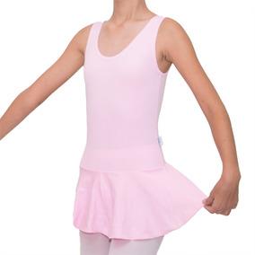 Roupa Collant Para Ballet Jazz Ginastica Infantil