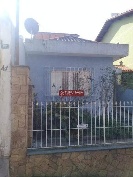 Casa Com 2 Dormitórios Para Alugar, 100 M² Por R$ 1.400/mês - Picanco - Guarulhos/sp - Ca0544