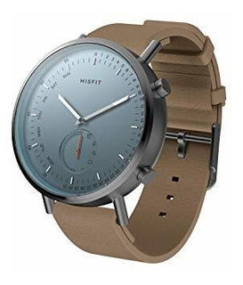 Smartwatch Misfit Command Stainless Steel Y Silicone-backe ®
