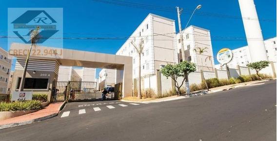 Apartamento Com 2 Dormitórios À Venda, 41 M² Por R$ 75.371,21 - Jardim Califórnia - Marília/sp - Ap5089