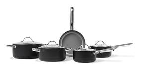 Conjunto De Panelas Antiaderente 5 Peças Curry Brinox