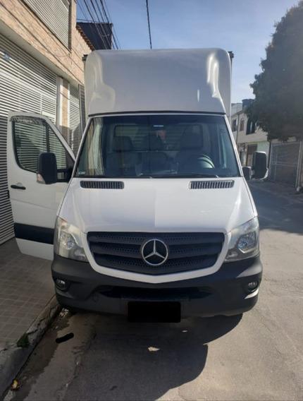 Mercedes-benz Sprinter Chassi 2.2 Cdi 313 Street Rs Longo 2p