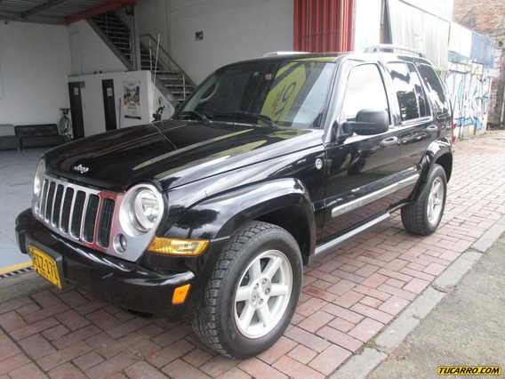 Jeep Liberty Limited At 4x4 3700cc