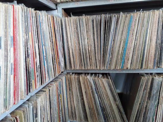 Lps 50 Discos / Lote Fechado / Por Apenas...