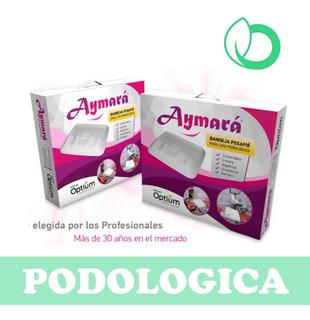 Bandeja Posapié Aymará Método Optium   Podología Enfermería