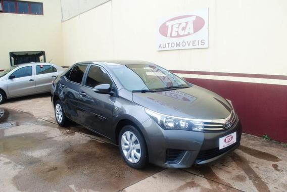 Toyota Corolla Gli 1.8 16v 4p Aut (flex) 2016