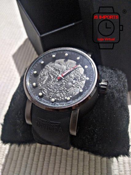 Relógio Invicta Yakuza S1 A Prova De Água