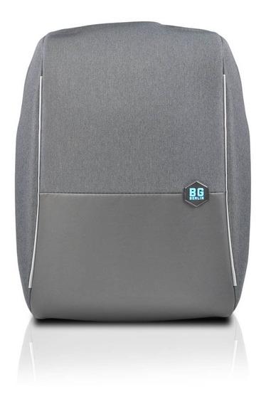 Mochila Antirrobo Portanot. 15 Bg Berlin Metrobag (gris Osc)