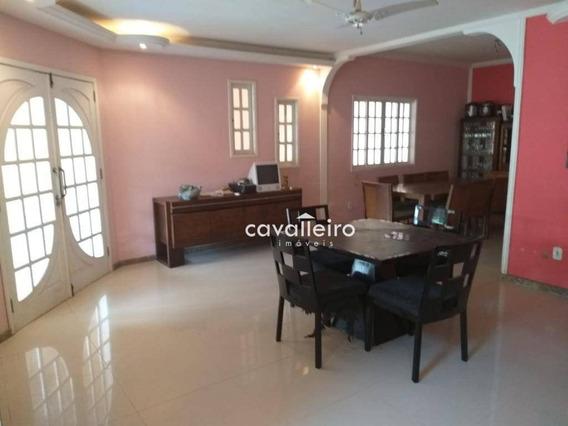 Casa Com 5 Dormitórios À Venda, 270 M² - Flamengo - Maricá/rj - Ca3950