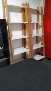 Biblioteca Estanteria Escandinavo ..estantes Mas Profundos.
