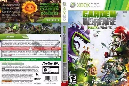 Plants Vs Zombies Garden Warfare (console Destravado Lt 3.0)