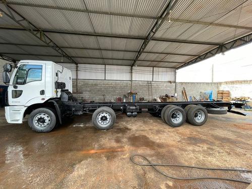 Imagem 1 de 11 de Ford Cargo 2429 8x2 13/13