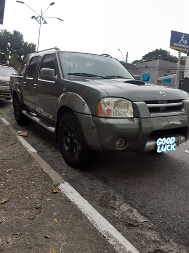 Nissan Frontier 2.8 Attack Cab. Dupla 4x4 4p 2007