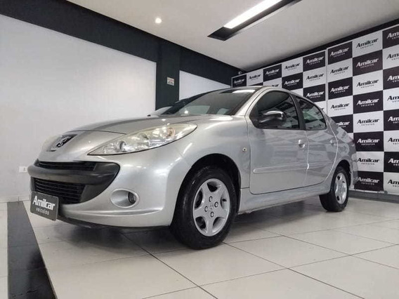 Peugeot 207 Sedan Passion Xr 1.4 8v Flex 4p