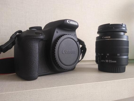 Câmera Digital Dslr Canon T5 + Lente 18-55mm