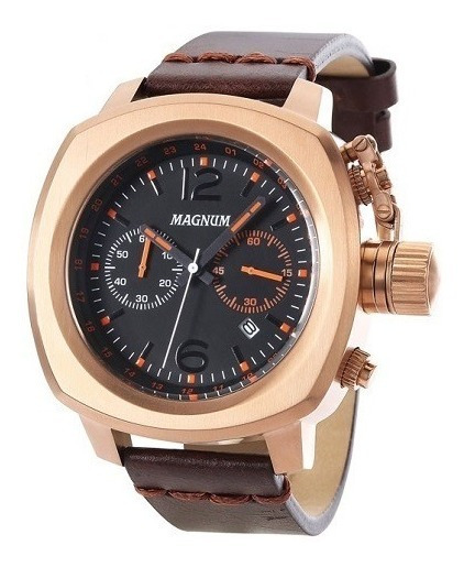Relógio Magnum Masculino Analógico Ma34129p
