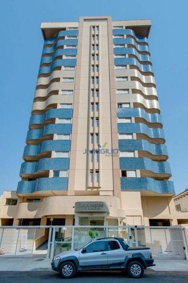Apartamento Com 1 Quartos À Venda, 55 M² Por R$ 209.100 - Setor Central - Goiânia/go - Ap0728