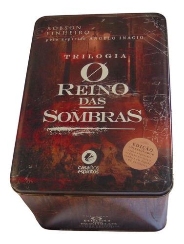 Trilogia O Reino Das Sombras Box - Angelo Inácio