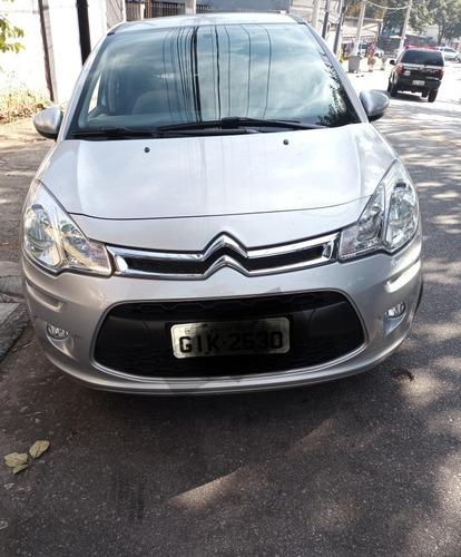 Citroën C3 2018 1.6 Vti 16v Attraction Flex Aut. 5p