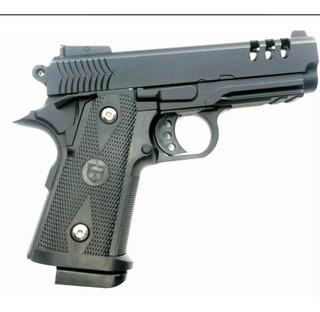 Airsoft Pistola Colt Full Metal V305 + 1000 Balines