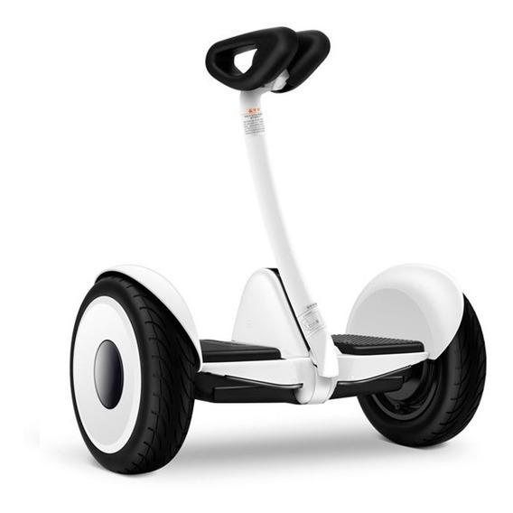 Ninebot Diciclo 10 Polegadas Bluetooth Mp3 C/ Led 1400w