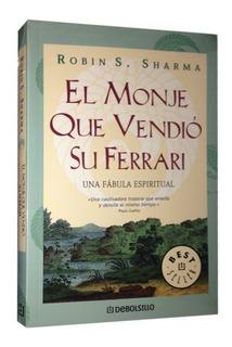 El Monje Que Vendió Su Ferrari Robin Sharma Libro. Envíos