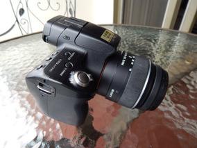 Câmera Sony Alfa 35 Full Hd, Completa Com Acessórios