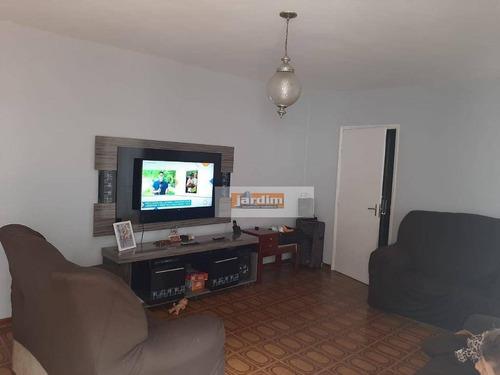 Casa À Venda, 167 M² Por R$ 290.000,00 - Vila Dayse - São Bernardo Do Campo/sp - Ca1034
