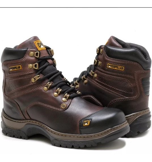 Bota Caterpillar Mountain + Plantilla Regalo