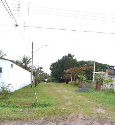 Terreno No Jardim Marambá 2, Em Itanhaém, Aceita Parcelar!